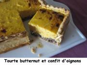 Tourte butternut et confit d'oignons Index IMG_7019