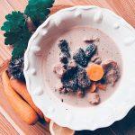Tiramisu aux abricots et confiture d'abricots à partager