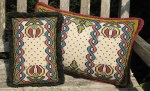 Morville Companion pillows - Accent and Back Pillow