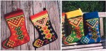 Christmas Stockings in 5 color options