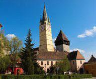 St. Margaret Church in Medias, Romania