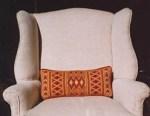MiniMorocco Stripe on chair
