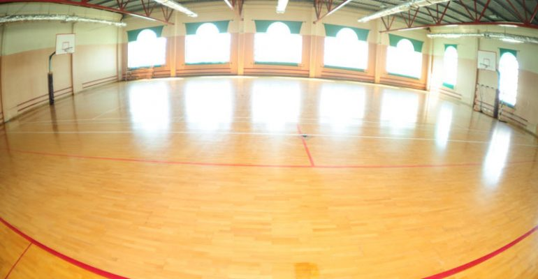 Badminton/ Home/ Cross Sport hall / Sport Complex Galleries
