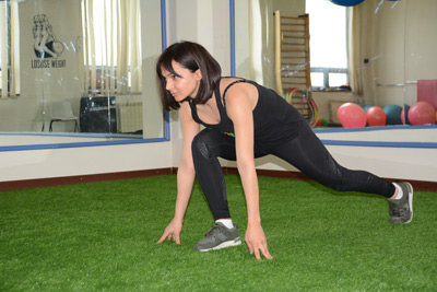 Aerobics/ Body training