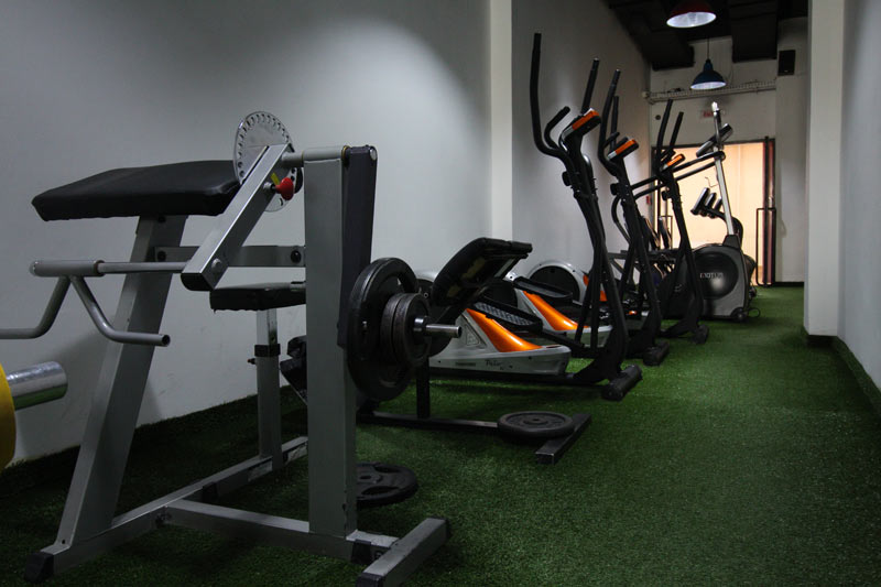 Cross Sport gym