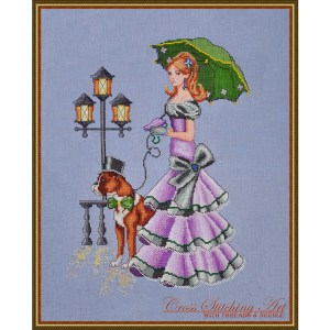 large_42_Rainy_Day_Stroll_Cross_Stitching_Art_large