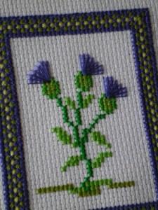 Finished Cross Stitch 097
