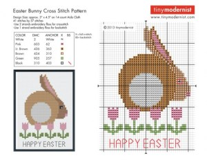 easter-bunny-pattern
