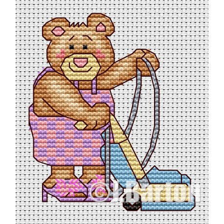 How to clean cross stitch projects