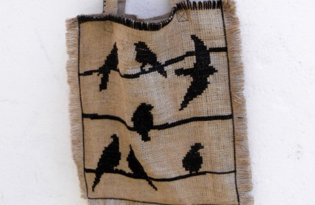 A Stitching Project that's for the Birds