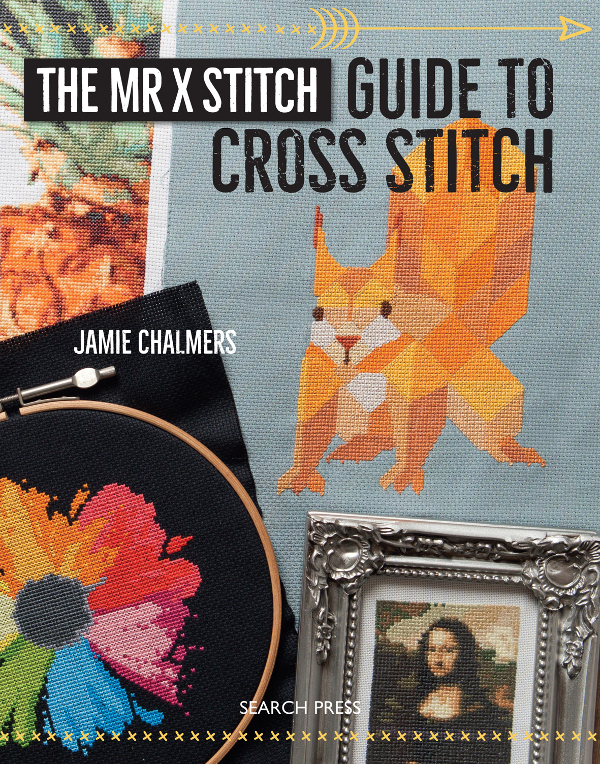 mr x stitch guide to cross stitch