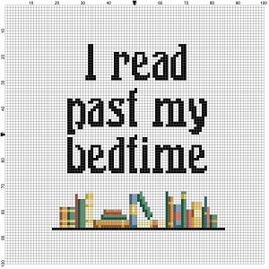 reading cross stitch