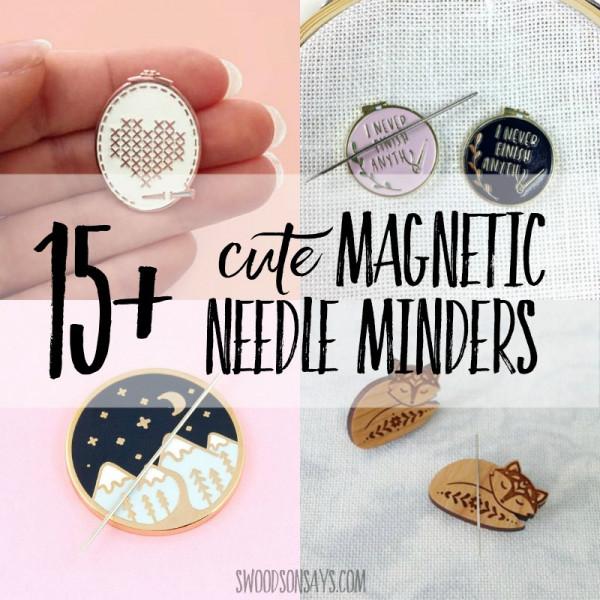 magnetic needle holder