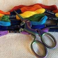 Darn Good Yarn Unicorn Scissors