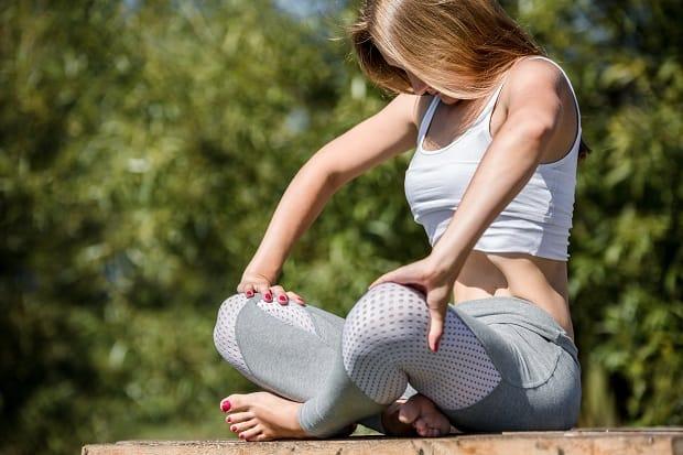 Vakum egzersizi oturma