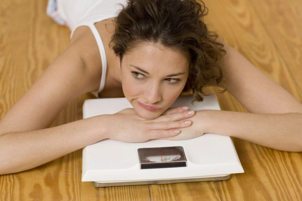 ฉันซบเซาในการลดน้ำหนัก