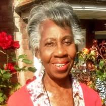 Maxine Whitton, MBE - Born 1940. Taken 2013...No crows feet, barely a wrinkle