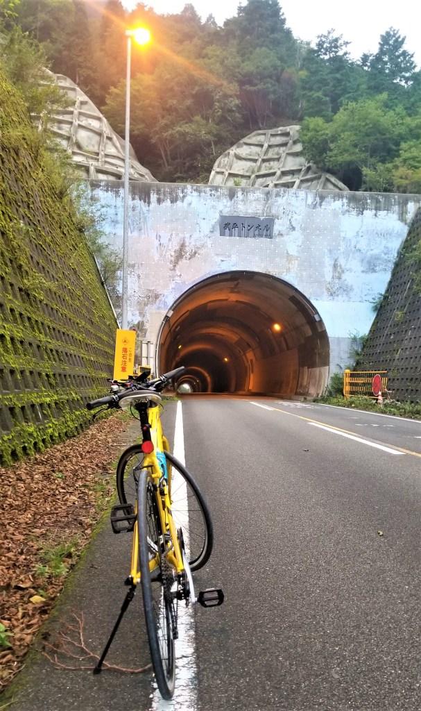 鈴鹿スカイライン(武平トンネル前)