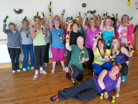 SOME OF OUR CLASSES LADIES..