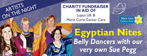 Clare charity Egypian