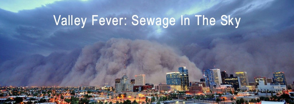 Valley Fever and soil contamination