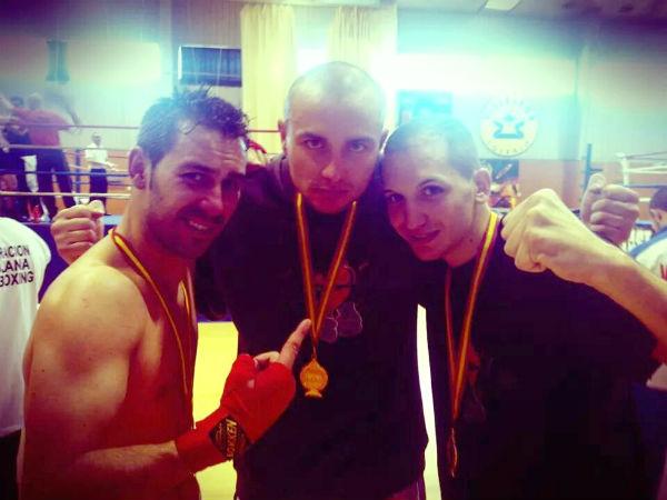 Campeonato de España de KickBoxing Medallas
