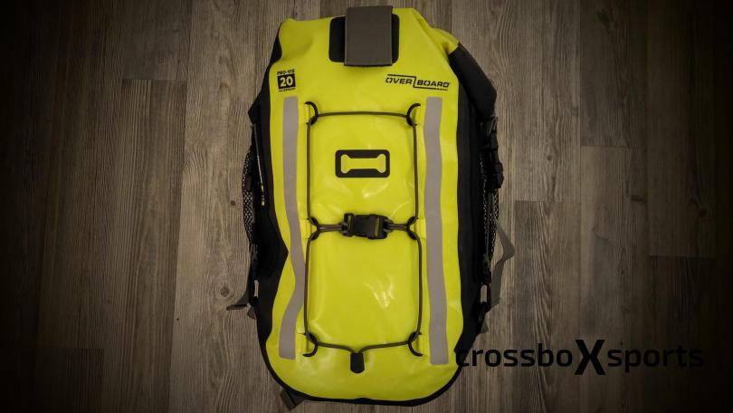 roll-top Rucksack pro-vis waterproof backpack