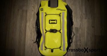 roll-top Rucksack pro-vis waterproof backpack