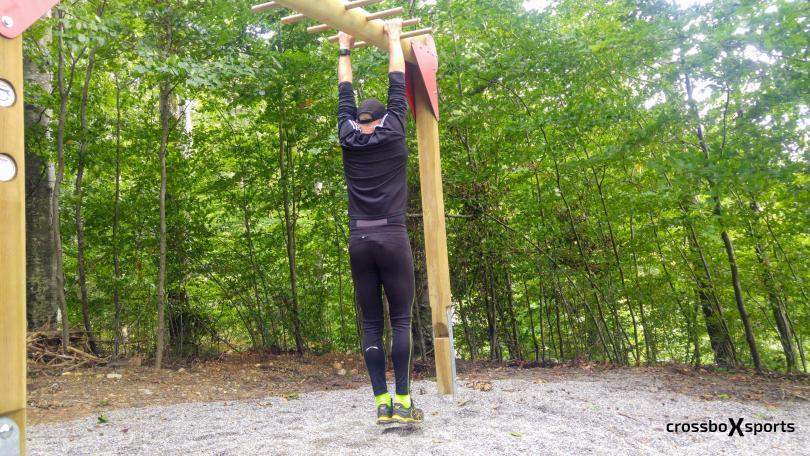 passiv hängen