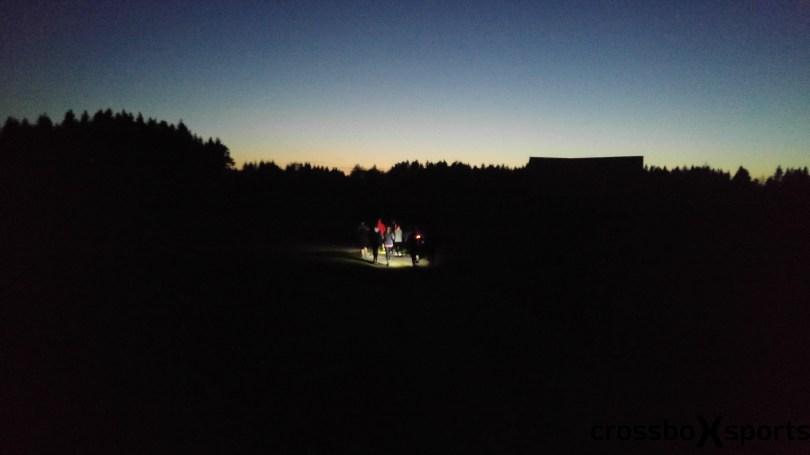 AccuBuddy - Lauf durch die Nacht