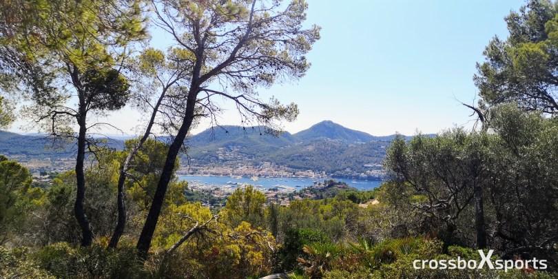 Fernblick auf Port d' Andratx