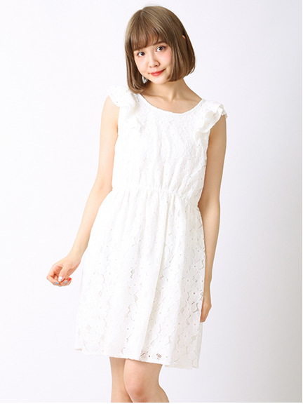 【Special Price】レースワンピース