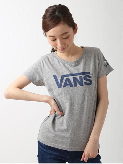 ・VANSロゴTシャツ