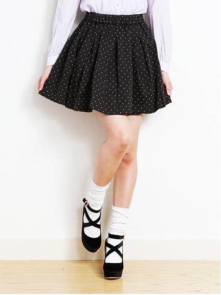 Snow Dot Skirt