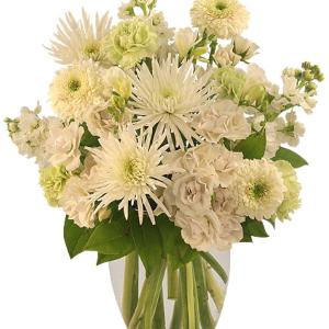 floral furries flowers