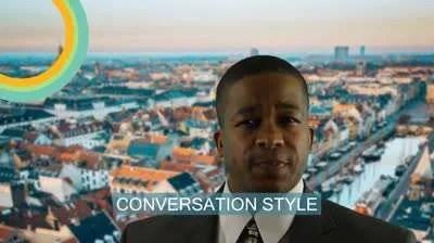 meetings and presentations in Denmark