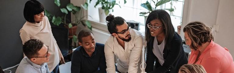 diverse team development
