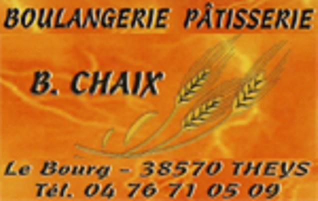 Boulangerie Chaix