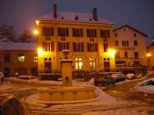 Mairie de Theys