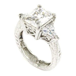 Choose the perfect ring - an engagement ring!