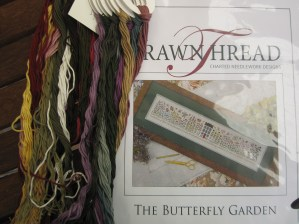 Butterfly Garden, The Drawn Thread