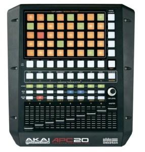 Akai-APC-Controller