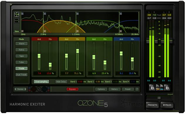 ozone5_exciter_module
