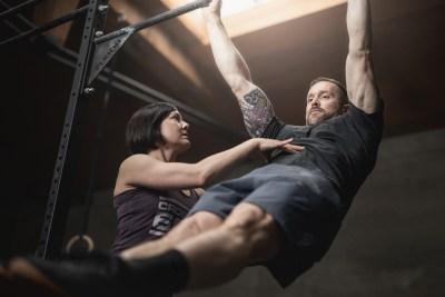 Louise Eberts Gymnastics - Kipping
