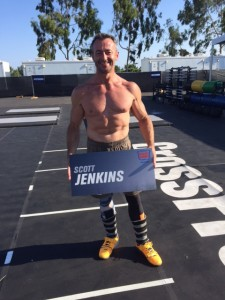 Scott Jenkins 2015 CrossFit Games Masters 45-49