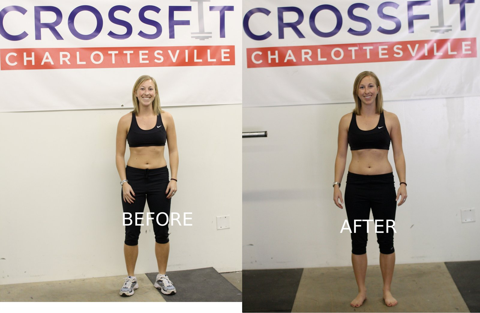 I Finally Committed To The Nutrition Challenge After Over A Year Of Participation In Crossfit Realized That Didnt Have Any More Excuses And Was