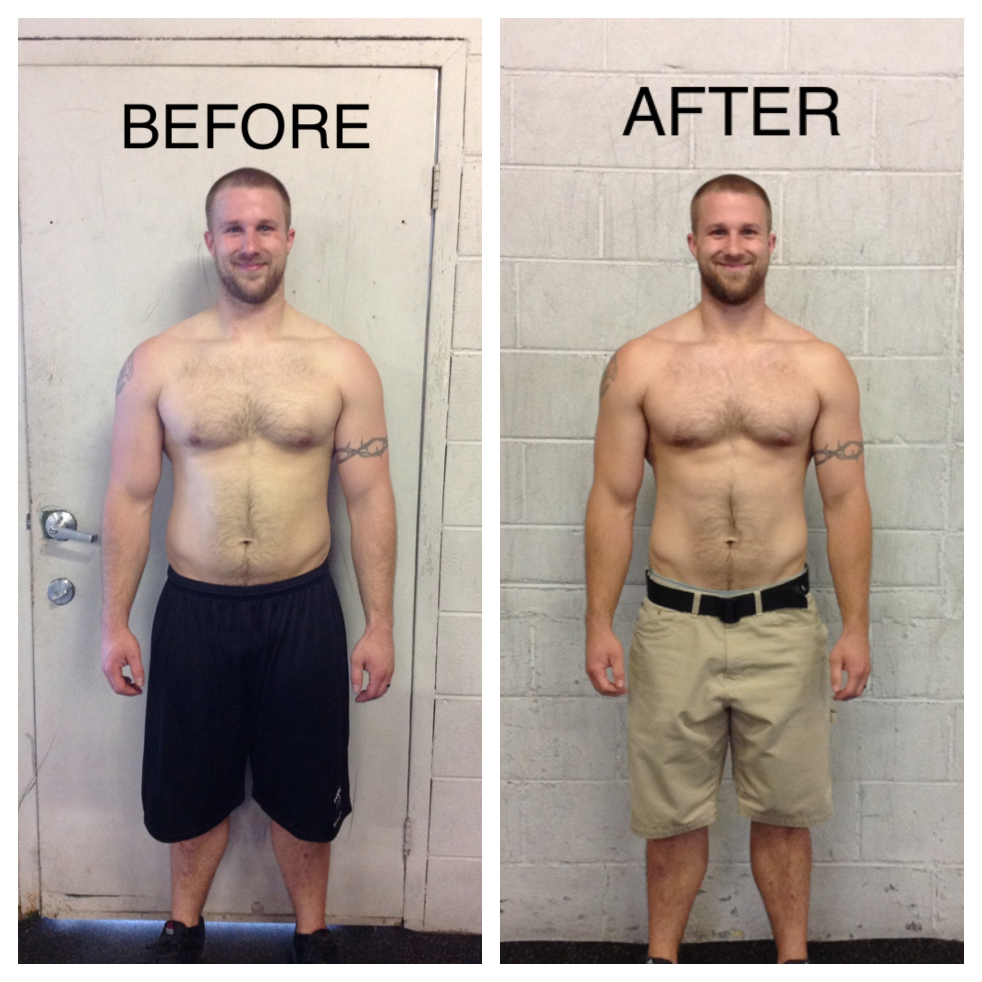 Spring Nutrition Challenge Results Before And After