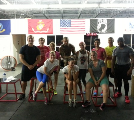 Saturday 9/14 bring a friend to the 9am WOD and receive $10 off the fat loss challenge!