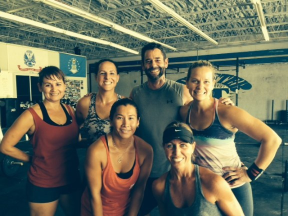 930 class is not just for the ladies! Come check us out! Childcare available Mon-Fri 930am!