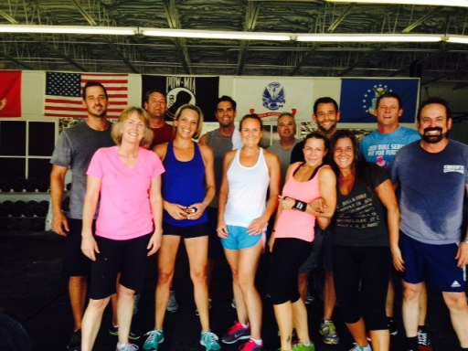 Great workout Melanie!!! Thank you for being a part of the CCP family!
